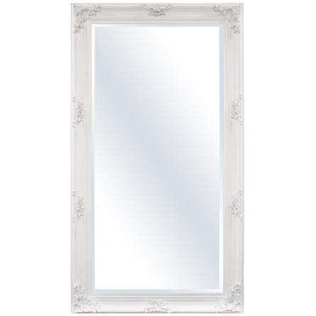 Lustro Prostokątne W Białej Ramie 180 X 100 Dekoracje Premium Phu Dan Jarpol