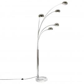 Łukowa lampa podłogowa LOFT h-214 cm