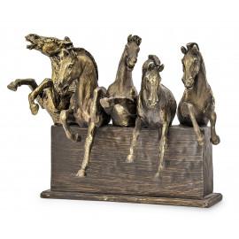 Figurka konie