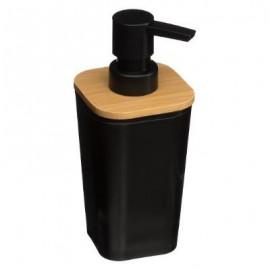 Dozownik do mydła w płynie, kolor czarny