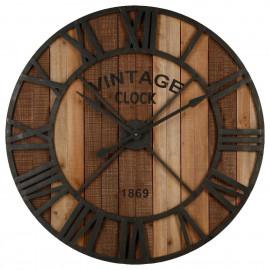 Zegar okrągły OLD TAWN 90cm