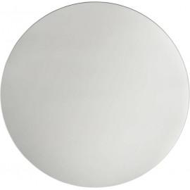 Lustro 60 cm okrągłe ścienne bezramowe
