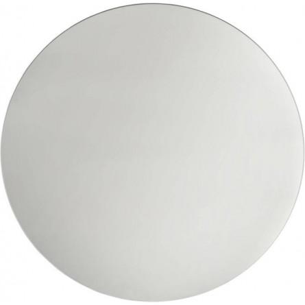 Lustro 50 cm okrągłe ścienne bezramowe