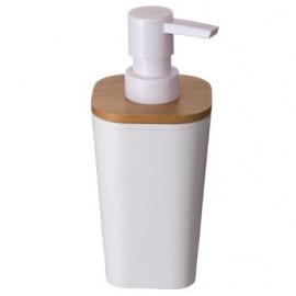 Dozownik do mydła w płynie, kolor biały