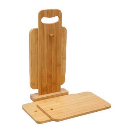 Deska zestaw 4 szt z  bambusa