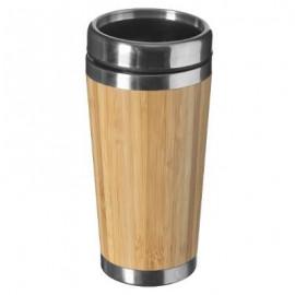 Kubek bambus termiczny do kawy , napojów 380 ml EKO