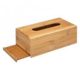 CHUSTECZNIK bambusowy pojemnik na chusteczki
