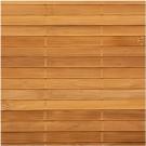 Bambusowy kosz na pranie, 40x30x50, natura ECO