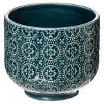 donica doniczka 2 szt zestaw z ceramiki, HIT