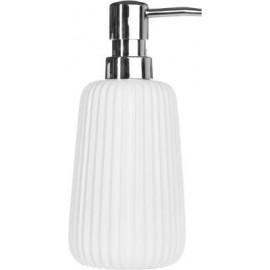 Dozownik do mydła w płynie, kolor biały mat