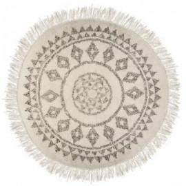 Dywan okrągły NOMADE, Ø 120 cm BOHO ETNIK HIT