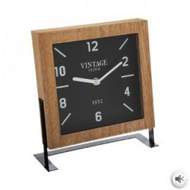 Zegar stołowy na kominek NATURA