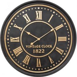 Zegar okrągły 77 cm LOFT d80 AEDAN