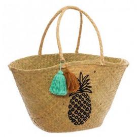 Torba koszyk z trawy morskiej ananas BOHO hit !!!