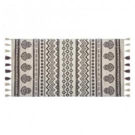 Dywan 70 X 140 bawełniany RITUAL z frędzlami BOHO HIT