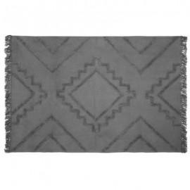 Dywan 120X170 bawełniany INKA z frędzlami BOHO HIT