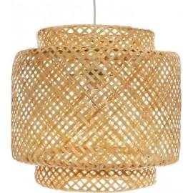 Lampa sufitowa wisząca nowoczesna BAMBUS BOHO