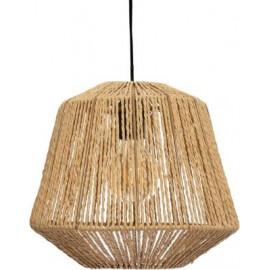 Lampa sufitowa wisząca nowoczesna linowa BOHO
